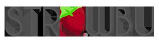 strawbu logo